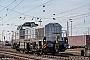 """Vossloh 5502216 - RheinCargo """"DE 506"""" 17.03.2020 - Oberhausen, Rangierbahnhof WestRolf Alberts"""