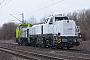 "Vossloh 5502224 - Eiffage ""92 87 4185 012-9 F-ERSF"" 24.03.2018 - Hannover-MisburgAndreas Schmidt"