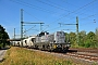 """Vossloh 5502235 - RheinCargo """"DE 501"""" 06.08.2018 - Ratingen-LintorfLothar Weber"""