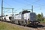 """Vossloh 5502235 - RheinCargo """"DE 501"""" 29.06.2018 - Ratingen-Lintorf (Nord)Martin Welzel"""