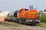 "Vossloh 5502250 - COLAS RAIL ""92 87 4185 003-8 F-COLRA"" 18.08.2016 - Strasbourg, Port du RhinAlexander Leroy"