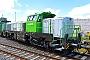 """Vossloh 5502358 - Vossloh """"92 87 4185 023-6 F-VL"""" 22.06.2019 - Kiel-SuchsdorfJens Vollertsen"""