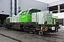"""Vossloh 5502361 - RVM """"55"""" 25.08.2018 - Kiel-Suchsdorf, Vossloh Locomotives GmbHJens Vollertsen"""