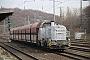 """Vossloh 5502377 - RheinCargo """"DE 504"""" 06.02.2019 -  Köln, Bahnhof WestDr. Günther Barths"""