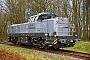 "Vossloh 5502377 - RheinCargo ""DE 504"" 12.12.2018 - Altenholz, LummerbruchJens Vollertsen"