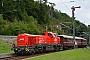 "Vossloh 5502402 - AVG ""466"" 17.08.2019 - Bad HerrenalbWerner Schwan"