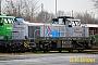"""Vossloh 5502404 - RheinCargo """"DE 507"""" 13.01.2020 - MoersGerd Könen"""