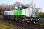 """Vossloh 5502415 - EAH """"92 80 4185 035-7 D-BUVL"""" 22.11.2019 - Altenholz, LummerbruchJens Vollertsen"""