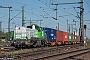 """Vossloh 5502415 - duisport """"92 80 4185 035-7 D-BUVL"""" 22.04.2020 - Oberhausen, Rangierbahnhof WestRolf Alberts"""