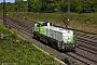 """Vossloh 5502415 - EAH """"92 80 4185 035-7 D-BUVL"""" 05.05.2020 - Duisburg-Neudorf, Abzweig LotharstraßeMartin Welzel"""