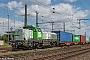 """Vossloh 5502428 - duisport """"92 80 4185 037-3 D-BUVL"""" 05.05.2020 - Oberhausen, Rangierbahnhof WestRolf Alberts"""