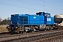 """Vossloh 5702070 - RWE Power """"489"""" 04.03.2013 - AllrathArchiv loks-aus-kiel.de"""