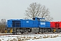 "Vossloh 5702070 - RWE Power ""489"" 26.01.2013 - Altenholz