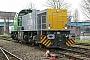 Vossloh 5702184 - Eiffage 12.02.2016 - Strasbourg, Port du RhinAlexander Leroy
