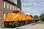 Voith L04-10001 - northrail 25.08.2010 - Kiel-WikTomke Scheel