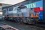Voith L04-10007 - Saar Rail 27.11.2016 - Bremen, InlandsbahnhofMalte Werning
