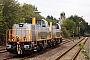 Voith L04-10007 - Saar Rail 12.09.2011 - KielBerthold Hertzfeldt