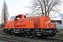Voith L04-10011 - northrail 30.11.2012 - Hamburg-WaltershofAndreas Kriegisch