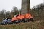 Voith L04-10011 - northrail 21.11.2012 - Kiel-WikBerthold Hertzfeldt