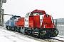 Voith L04-10029 - Stahl Gerlafingen 23.01.2010 - Kiel-WikTomke Scheel