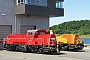 """Voith L04-10053 - northrail """"260 502-0"""" 07.08.2010 - Kiel-Wik, NordhafenTomke Scheel"""