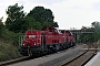 """Voith L04-10053 - DB Schenker """"260 502-0"""" 13.08.2013 - UnterlemnitzIvonne Pitzius"""