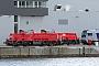 """Voith L04-10054 - northrail """"260 003-9"""" 05.06.2012 - Kiel-Wik, NordhafenTomke Scheel"""