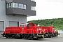"""Voith L04-10055 - DB Schenker """"260 004-7"""" 18.06.2010 - Kiel-WikTomke Scheel"""