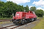 "Voith L04-10055 - CFL Cargo ""261 004-6"" 21.07.2017 - UetersenAndreas Melchert"