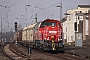 """Voith L04-10057 - DB Schenker """"260 506-1"""" 14.02.2011 - MerseburgNils Hecklau"""