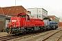 """Voith L04-10057 - northrail """"260 506-1"""" 09.08.2013 - Kiel-Wik, NordhafenTomke Scheel"""