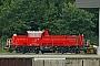 """Voith L04-10059 - northrail """"260 508-7"""" 14.08.2010 - Kiel-Wik, NordhafenTomke Scheel"""