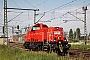 "Voith L04-10059 - DB Schenker ""260 508-7"" 29.06.2011 - Hamburg-WaltershofBerthold Hertzfeldt"