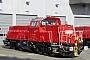"""Voith L04-10060 - northrail """"260 509-5"""" 05.09.2010 - Kiel-WikTomke Scheel"""