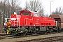 """Voith L04-10060 - DB Schenker """"260 509-5"""" 23.01.2010 - KielTomke Scheel"""