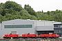 """Voith L04-10062 - DB Schenker """"261 011-1"""" 02.06.2013 - Kiel-Wik, NordhafenTomke Scheel"""