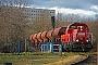 """Voith L04-10062 - DB Schenker """"261 011-1"""" 10.01.2015 - WeimarAlex Huber"""