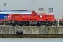 """Voith L04-10062 - DB Cargo """"261 011-1"""" 28.07.2020 - Kiel-Wik, NordhafenTomke Scheel"""