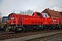 "Voith L04-10064 - DB Schenker ""261 013-7"" 15.11.2010 - Kiel-WikBerthold Hertzfeldt"