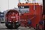 "Voith L04-10065 - DB Schenker ""260 014-6"" 15.11.2010 - Kiel-WikBerthold Hertzfeldt"
