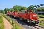 """Voith L04-10065 - DB Schenker """"261 014-5"""" 07.07.2013 - Kiel, UmgehungsbahnJens Vollertsen"""