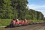 "Voith L04-10066 - DB Cargo ""261 015-2"" 26.05.2020 - Duisburg-Neudorf, Abzweig LotharstraßeMartin Welzel"