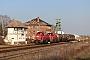 """Voith L04-10067 - DB Cargo """"261 016-0"""" 26.03.2020 - IlberstedtPeter Wegner"""