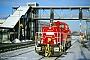 """Voith L04-10068 - DB Schenker """"261 017-8"""" 09.12.2010 - Kiel-HasseeStefan Motz"""