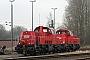 """Voith L04-10068 - DB Schenker """"261 017-8"""" 17.03.2012 - KielTomke Scheel"""