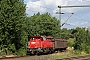 "Voith L04-10068 - DB Schenker ""261 017-8"" 03.08.2012 - Kiel-HasseeBerthold Hertzfeldt"