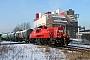 """Voith L04-10068 - DB Schenker """"261 017-8"""" 13.12.2012 - Hamburg, Hohe SchaarStefan Haase"""