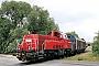 """Voith L04-10068 - DB Schenker """"261 017-8"""" 09.06.2015 - Hamburg-Waltershof, BahnhofAndreas Kriegisch"""