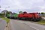 """Voith L04-10068 - DB Cargo """"261 017-8"""" 15.08.2016 - Kiel-FriedrichsortJens Vollertsen"""