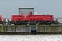 """Voith L04-10068 - DB Cargo """"261 017-8"""" 12.03.2020 - Kiel-Wik, NordhafenTomke Scheel"""